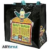 The Simpsons Einkaufstasche / Shopping Bag: Krusty Burger