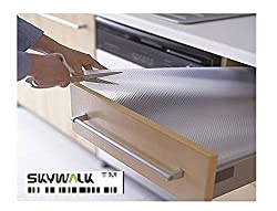 Skywalk Multipurpose Textured Super Strong Anti-Slip EVA Mat 1.25 metre - Color May Vary