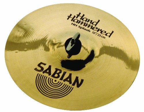 Sabian 10-Inch HH Splash Cymbal
