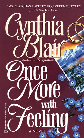 Once More with Feeling, CYNTHIA BLAIR