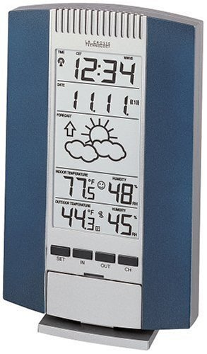 La Crosse Technology WS-7078 Wireless Forecast StationB00008URUV