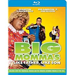 Big Mommas: Like Father Like Son [Blu-ray]