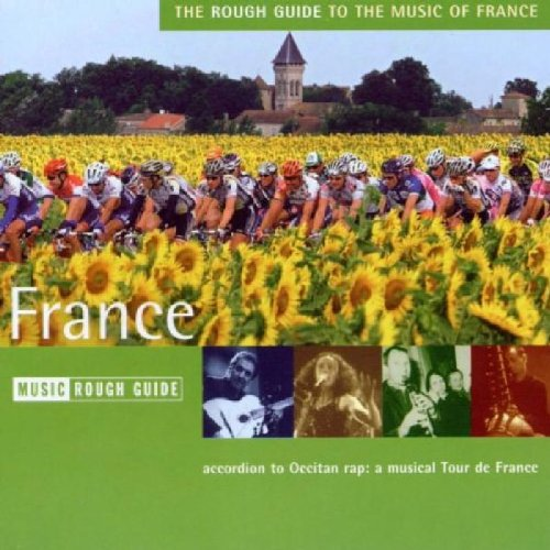 Rough Guide to the Music of France (Rough Mix compare prices)