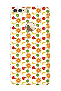 LOL PRINTED BACK COVER FOR Apple Iphone 7 Plus