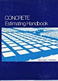 img - for Concrete Estimating Handbook book / textbook / text book