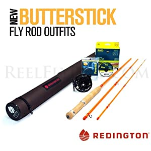 Redington Butter Stick 476-3 Fly Rod Outfit (7