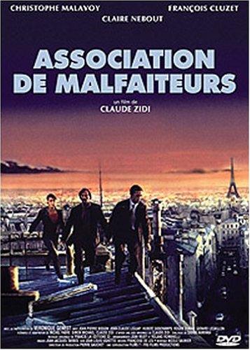 Association de malfaiteurs / Ассоциация злоумышленников (1987)