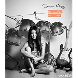 Wong, Susan - My Live Stories [Blu-ray]