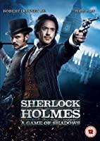 Sherlock Holmes: A Game of Shadows [DVD] [2012]