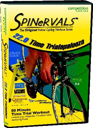 Spinervals 22.0 Time Trialapalooza DVD