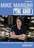 Mike Mangini :The Grid for Creative Drumming DVD by Hudson Msuic