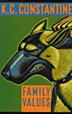 Family Values (A Mario Balzic novel) (0892965452) by Constantine, K. C.