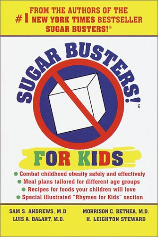 Sugar Busters! by H. Leighton Steward, Sam S. Andrews, Morrison C. Bethea, Luis A. Balart