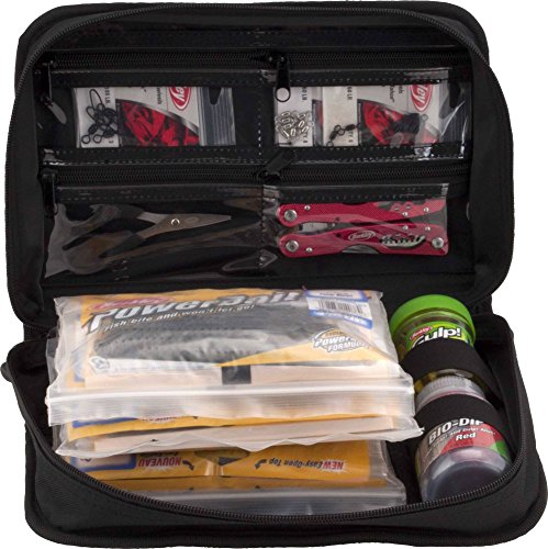 Fishing Tackle Storage Bags by Berkley Powerbait Soft Storage Binder 11