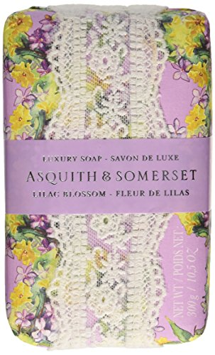 asquith-somerset-lilac-blossom-single-soap-bar-105-oz-from-england