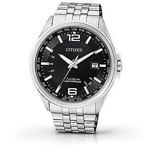 orologio solo tempo uomo Citizen Radio Controllati casual cod. CB0010-88E