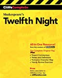 CliffsComplete Twelfth Night (0764585770) by William Shakespeare