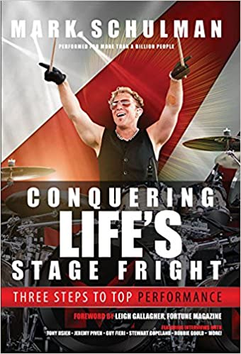 Conquering Life's Stage Fright: Three Steps To Top Performance