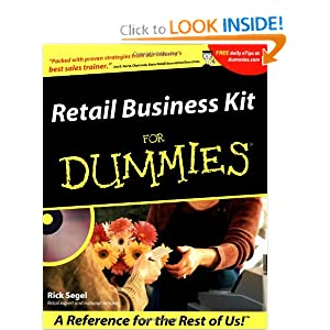 Retail Business Kit for Dummies - Rick Segel