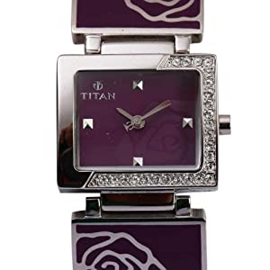 Titan Women Watches 9772 KM 01