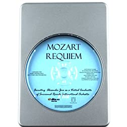 Special Presentation to the Memory of Michael Jackson: Mozart - REQUIEM - 7.1 DTS-HD Blu-ray Music by Alexander Jero with 3-D Sound Blu-ray Audio Signature Series