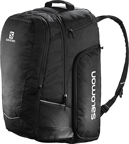 Salomon Extend Go-To-Snow Gear Bag Sacchetto per Calzature, 41 cm, Black/Light Onix