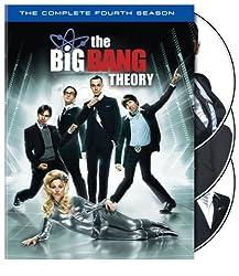 Big Bang Theory: The Complete Fourth Season