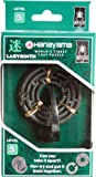 Hanayama Cast Metal Brainteaser Puzzles - Labyrinth Puzzle (Level 5)