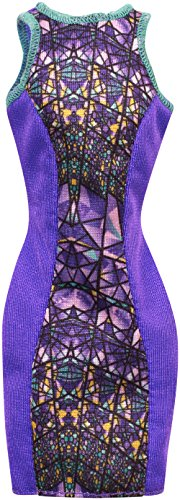 Barbie Fashions Dress, Stained Glass