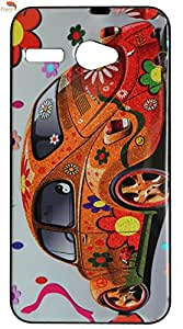 Vcare Shoppe Printed Mobile Back case cover for Lava Iris X1 Atom 2