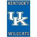 Kentucky Wildcats NCAA Applique Banner Flag