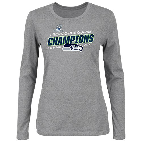 Seattle Seahawks Women's 2014 NFC Conference Champions