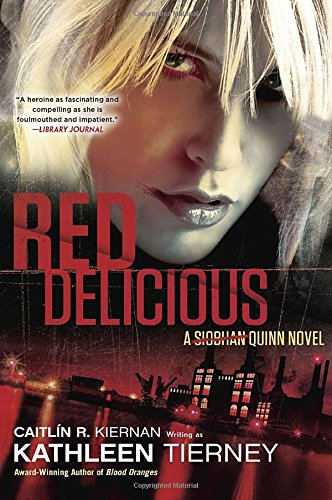 Image of Red Delicious: A Siobhan Quinn Novel
