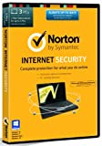 Norton Internet Security 21.0 - 3 Computers - 1 Year Subscription (PC) [2014 Edition]
