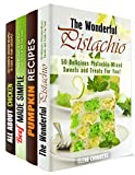 Specific Ingredients Box Set (4 in 1): Wonderful Pistachio, Pumpkin, Beef, and Chicken Recipes to Cook (Simple Ingredients)