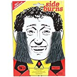 Bristol Novelty Sideburns. (moustaches And Beards) - Male - One Size