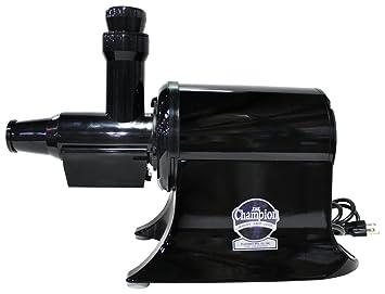 Champion Commercial Juicer G5-PG-710 - BLACK MODEL (MAR-48C): Amazon.ca: Kitchen & Dining