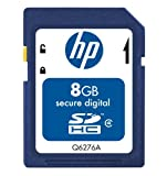 HP 8 GB Flash Memory Card Q6276A-AZ (Amazon Frustration-Free Packaging)