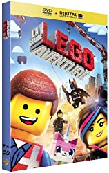 La Grande Aventure Lego - DVD + DIGITAL Ultraviolet [DVD + Copie digitale]