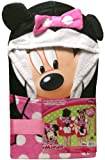 Disney Minnie Mouse Hooded Bath Towel