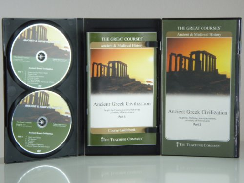 Ancient Greek Civilization - DVD - The Teaching 