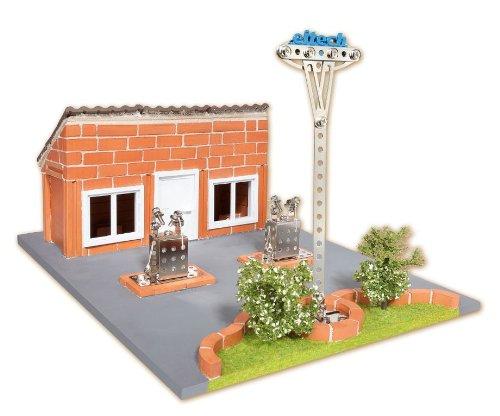 Teifoc Gas Station Construction Set