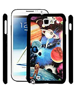 Aart Designer Luxurious Back Covers for Samsung Galaxy Note 2 + Portable & Bendable Silicone, 360 Degree Flexible USB Fan by Aart Store.