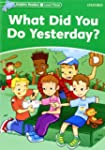 What Did You Do Yesterday?: Level 3:...