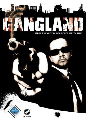 Gangland Deutsche  Texte, Untertitel, Menüs, Videos, Stimmen / Sprachausgabe Cover