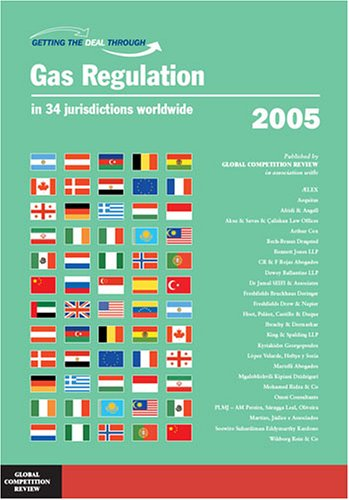 Getting the Deal Through: Gas Regulation