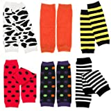juDanzy Halloween Baby Leg Warmers for boys & girls (Newborn-12 Pounds)
