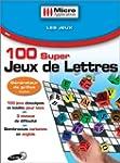 100 Super Jeux de Lettres