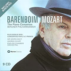 Mozart: The Piano Concertos [includes Bonus DVD]