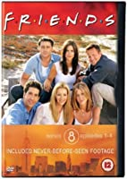 Friends: Series 8 - Episodes 1-4 [DVD]